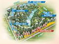 中铁置业•世纪山水配套图