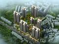 鸿锦国际城效果图